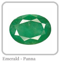 Emerald - Panna gemstone effects and results