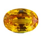 Yellow Sapphire - Pukhraj